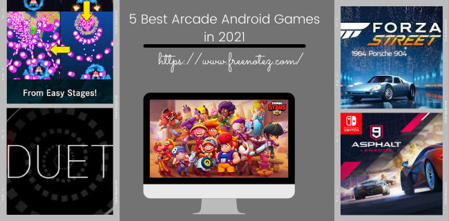 5 Best Arcade Android Games in 2021