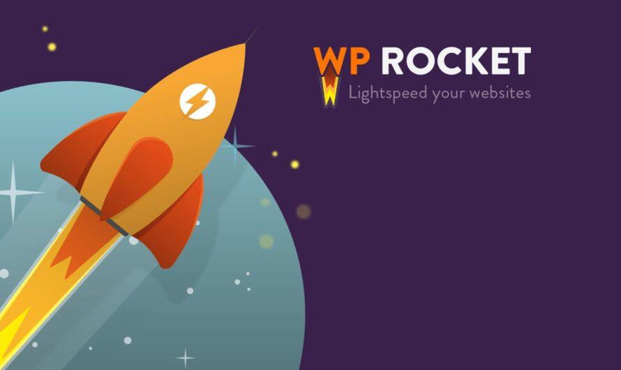 WP Rocket Pro Free Download 2021