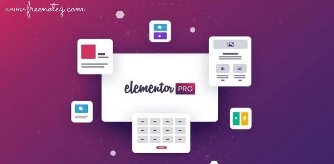Elementor plugin Pro Nulled Free Download 2021