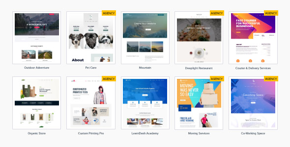 Astra Premium Sites 2.6.14 Nulled – Ready to Import Starter Websites