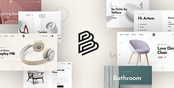 Barberry v2.9 – Modern WooCommerce Theme
