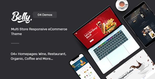 Belly v1.0.8 – Multipurpose Theme for WooCommerce