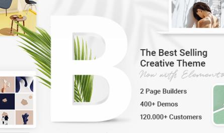Bridge 27.1 Nulled – Creative Multipurpose WordPress Theme -