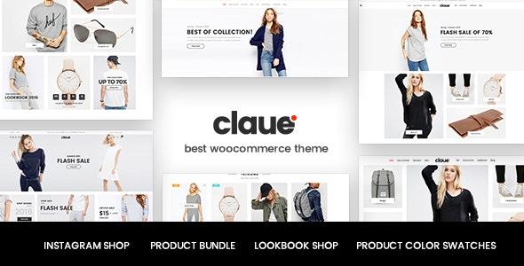 Claue 2.1.5 – Clean, Minimal Elementor WooCommerce Theme