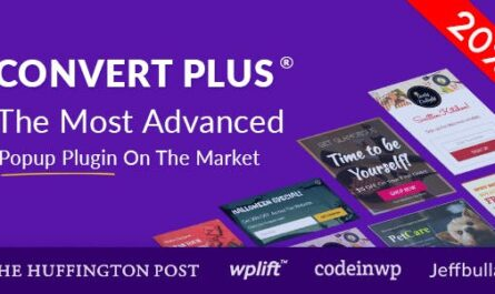 ConvertPlus 3.5.22 Nulled – Popup Plugin For WordPress