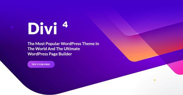 Divi v4.9.2 + Divi Builder v4.9.2