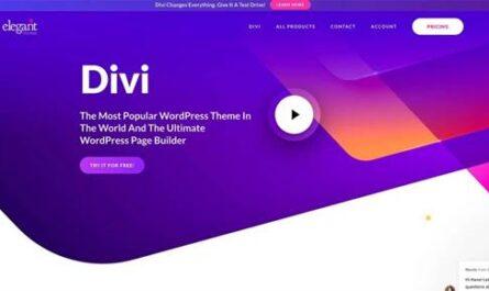 Divi v4.9.9- The Most Powerful WordPress Theme