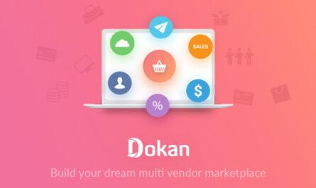 Dokan Pro 3.3.1 – Multi Vendor Marketplace Plugin Updated