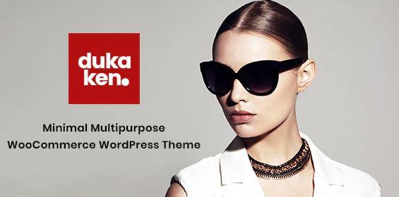 Dukaken v1.1.1 - Multipurpose WooCommerce WordPress Theme