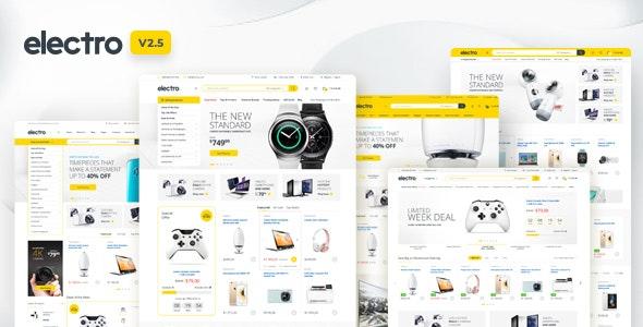 Electro v3.0.2 – Electronics Store WooCommerce Theme