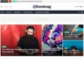 EventMag Blogger Template