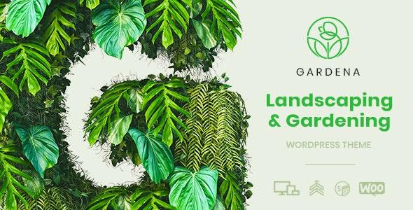 Gardena v1.1.0 – Landscaping & Gardening