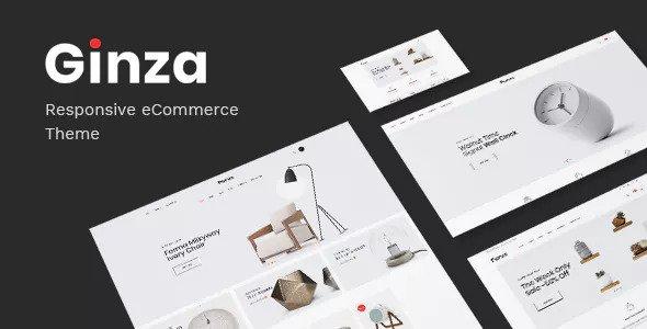 Ginza v1.0.5 – Furniture Theme for WooCommerce WordPress