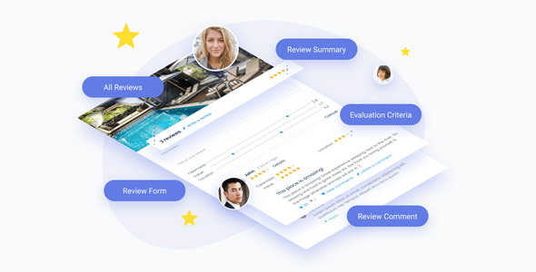 JetReviews 2.2.2 – Reviews Widget for Elementor Page Builder