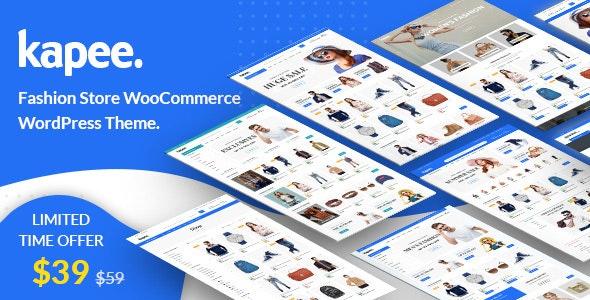 Kapee v1.3.10 – Fashion Store WooCommerce Theme