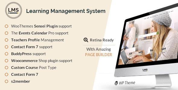 LMS v5.7 – Responsive Learning Management System
