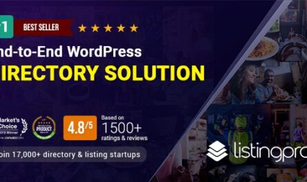 ListingPro v2.6.5 – WordPress Directory Theme