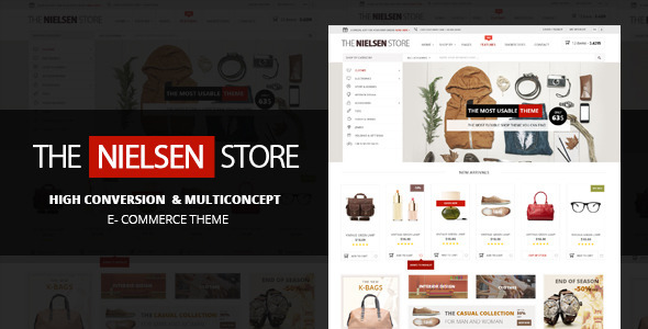 Nielsen v1.9.15 – The ultimate e-commerce theme