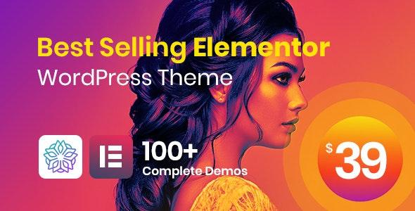 Phlox Pro 5.6.2 Nulled – Elementor MultiPurpose WordPress Theme -