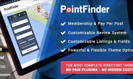 Point Finder v2.0.1 – Versatile Directory and Real Estate