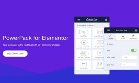 PowerPack For Elements 2.4.2 Free Download– Addons for