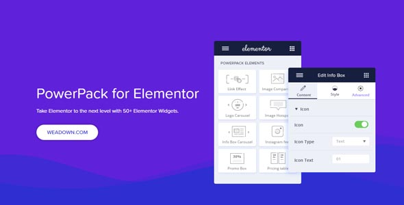 PowerPack For Elements 2.4.2 Free Download– Addons for Elementor
