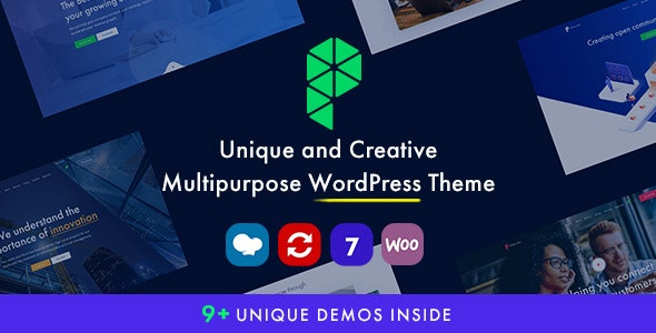 Prelude v1.8 – Creative Multipurpose WordPress Theme
