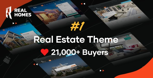 Real Homes v3.13.0 – WordPress Real Estate Theme