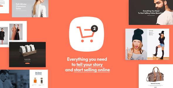 Shopkeeper v2.9.41 – Responsive WordPress Theme
