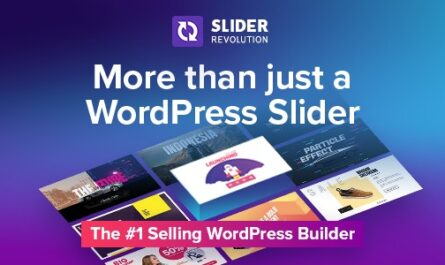 Slider Revolution 6.5.5 Free Download (Addons + Templates) Updated – Responsive WordPress Plugin