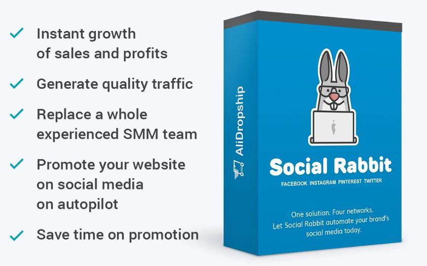 Social Rabbit - WordPress Plugin for Auto-Running and Auto-Promoting