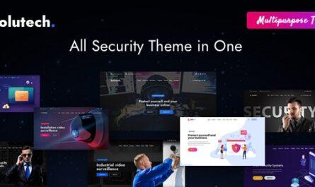 Solutech v1.4.1 – Security Multipurpose