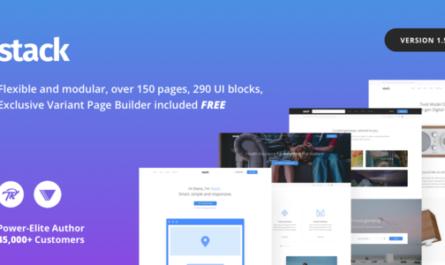 Stack v10.6.3 – Multi-Purpose WordPress Theme - WordPress Theme, Plugins,