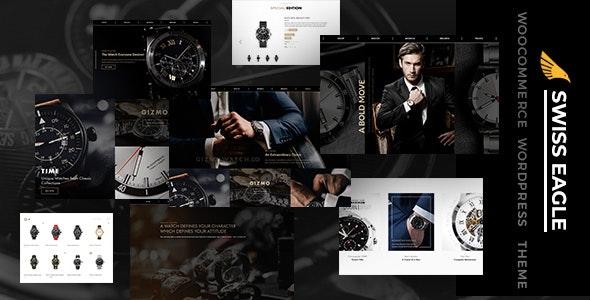 Swiss Eagle v2.2 – WooCommerce Shop