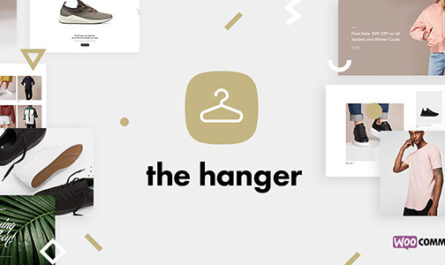 The Hanger 1.7.1 – Versatile eCommerce WordPress Theme for WooCommerce -
