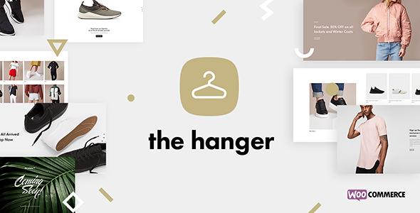 The Hanger v1.7.0 – Modern Classic WooCommerce Theme