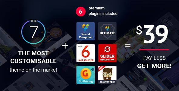 The7 free download v9.15.0 Nulled- Multi-Purpose Website...