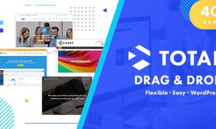Total v5.1 – Responsive Multi-Purpose WordPress Theme