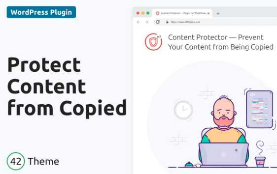 WordPress Content Protector - Prevent Your Content