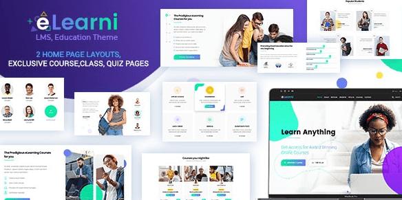 eLearni - Online Learning & Education LMS