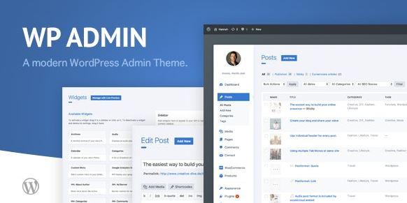wphave Admin v2.3 - A clean and modern WordPress Admin Theme