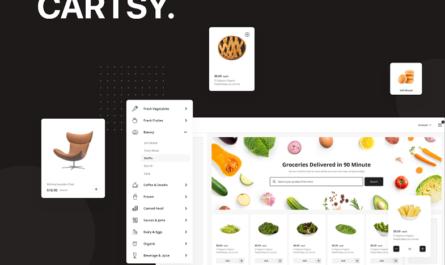Cartsy v1.4 – SuperFast WordPress WooCommerce Theme