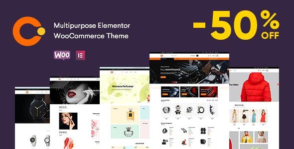 Cerato v2.2.6 – Multipurpose Elementor WooCommerce Theme