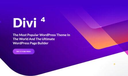 Divi v4.9.3 – Elegantthemes Premium WordPress Theme