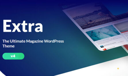 Extra v4.9.3 – Elegantthemes Premium WordPress Theme