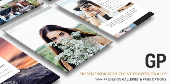 Grand Photography v3.9   Photography WordPress for Photography