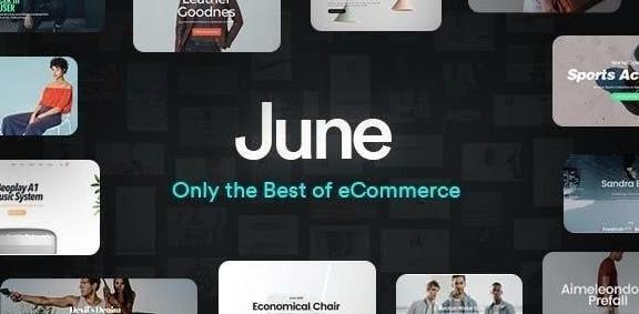 June v1.8.1 – WooCommerce WordPress Theme