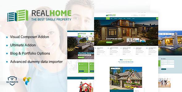 Single Property Theme v2.0