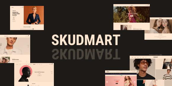Skudmart v1.1.0 – Clean, Minimal WooCommerce Theme