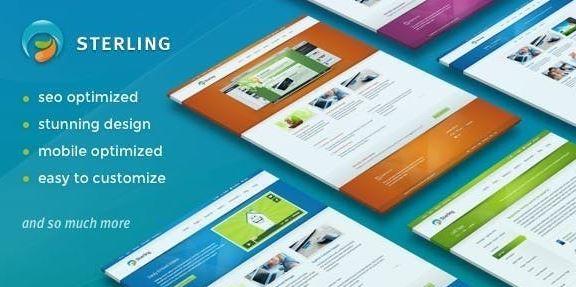 Sterling v3.0.0 – Non-Profit Charity WordPress